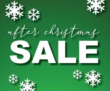 Jeffrey Alans After Christmas Sale 2