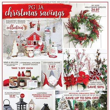 PG Savings • 11/19–11/25