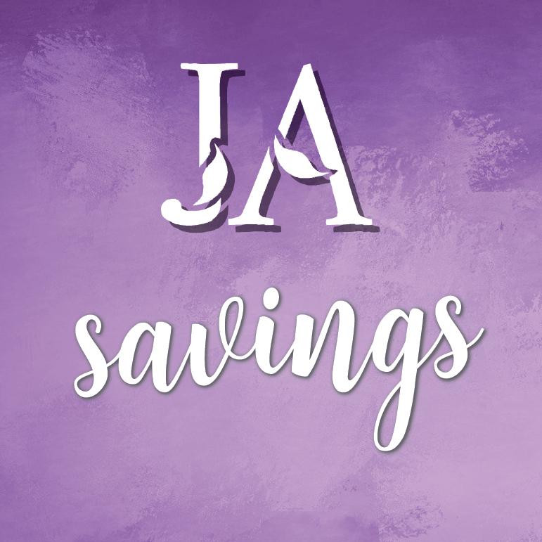 JA Houseplants Savings